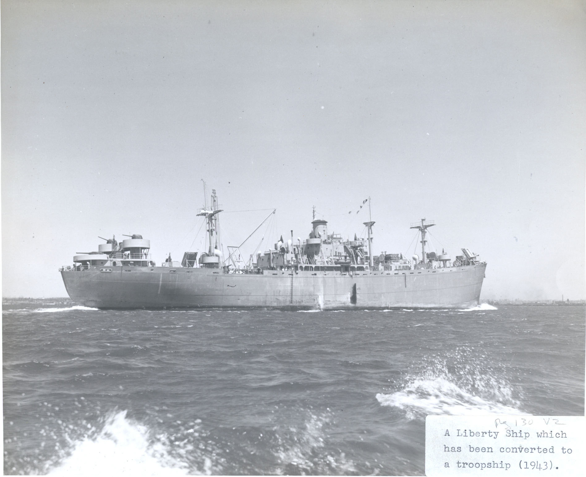 Ships build under the Merchant Marine Act of 1936